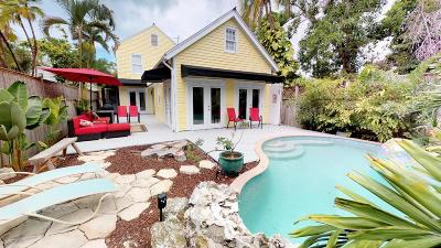 Key West Single Family Home For Sale: 1120 Curry Lane