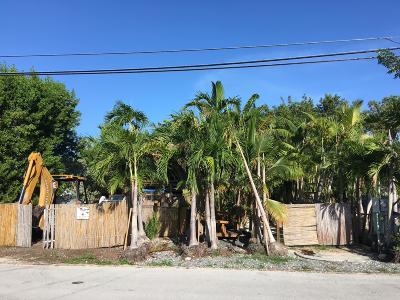 Tavernier Residential Lots & Land For Sale: 168 Gardenia Street