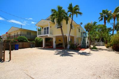 Islamorada Single Family Home For Sale: 111 Tequesta Street