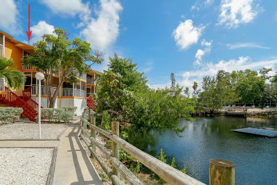 Key Largo Condo/Townhouse For Sale: 1500 Ocean Bay Drive #P2