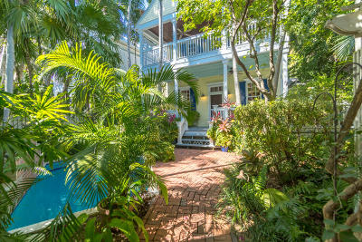 Key West FL Single Family Home For Sale: $2,475,000