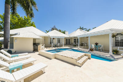 Key West FL Single Family Home For Sale: $3,549,000