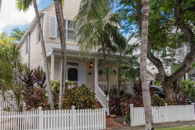Key West, Stock Island, Geiger, Key Haven, Shark Key Single Family Home For Sale: 197 Golf Club Drive