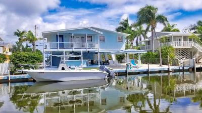Key Largo Single Family Home For Sale: 39 N Blackwater Lane