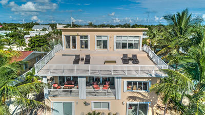 Islamorada, Key Largo Single Family Home For Sale: 139 Dubonnet Road