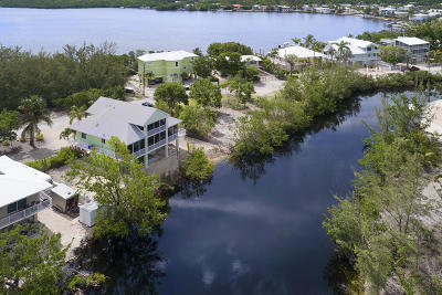 Key Largo Single Family Home For Sale: 24 Mutiny Place