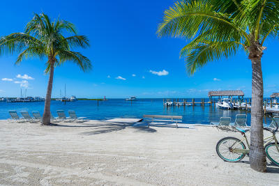 Islamorada Condo/Townhouse For Sale: 87200 Overseas Highway #T-7