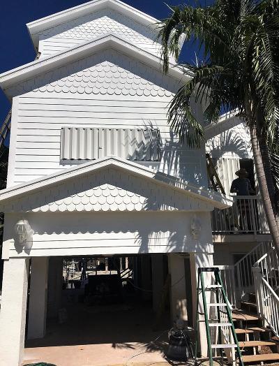 Single Family Home For Sale: 347 Blackbeard Road
