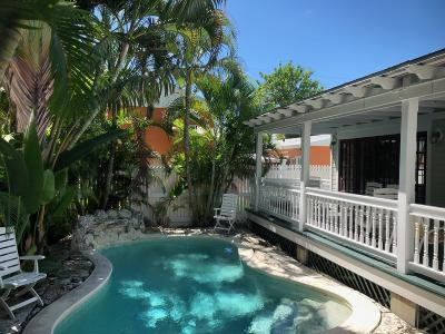 Key West Single Family Home For Sale: 410 Catherine Street