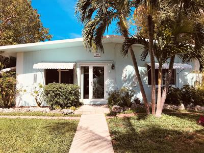 Key Largo Single Family Home For Sale: 50 Bahama Avenue