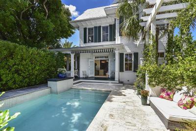 Key West Single Family Home For Sale: 727 Eaton Street