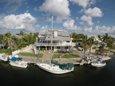 Islamorada Single Family Home For Sale: 157 Valencia Drive