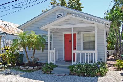 Key West, Stock Island, Geiger, Key Haven, Shark Key Single Family Home For Sale: 1430 Eliza Street