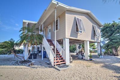 Marathon Single Family Home For Sale: 850 80th Street Ocean Street