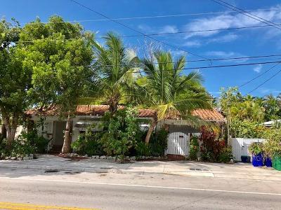 Key West Multi Family Home For Sale: 1409-1413 Flagler Avenue