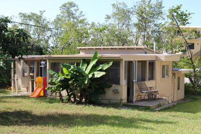 Key Largo Single Family Home For Sale: 19 Coral Way