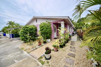 Key West Single Family Home For Sale: 311 Amelia Street