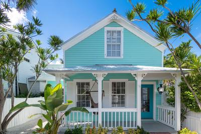 Key West Single Family Home For Sale: 1212 Watson Street