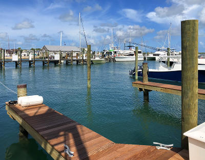 Monroe County Boat Slip For Sale: 951 Caroline Street #Slip 9