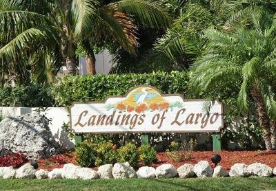 Key Largo Condo/Townhouse For Sale: 9818 Mariners Avenue