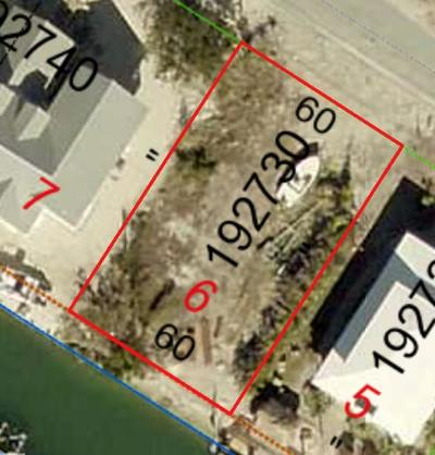 Monroe County Residential Lots & Land For Sale: BK1 LT6 Caribbean Drive