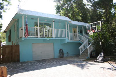 Key Largo Single Family Home For Sale: 136 Gumbo Limbo Drive