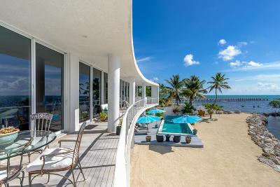 Islamorada Single Family Home For Sale: 75615 Overseas Highway