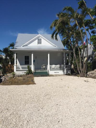Key West Multi Family Home For Sale: 1117 Fleming Street