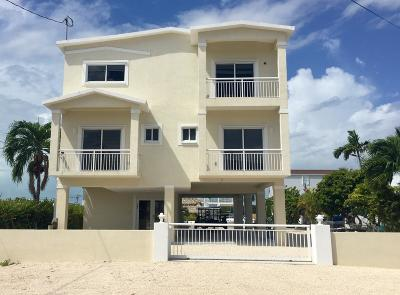 Islamorada, Key Largo Single Family Home For Sale: 162 Long Key Road