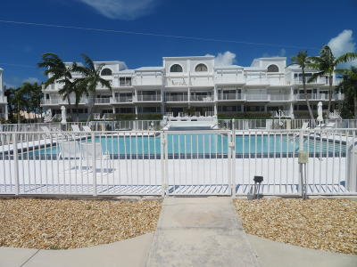 Condo/Townhouse For Sale: 799 W Ocean Drive #105