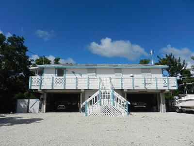 Key Largo Single Family Home For Sale: 126 Valois Boulevard