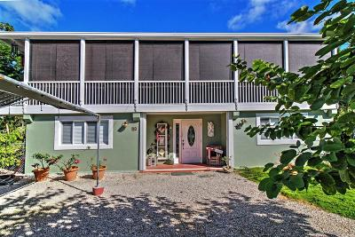 Key Largo Single Family Home For Sale: 30 N Marlin Avenue