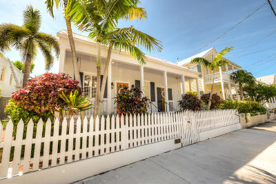Single Family Home For Sale: 418 William Street