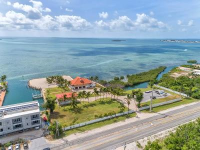 Summerland Multi Family Home For Sale: 24200 Overseas Highway