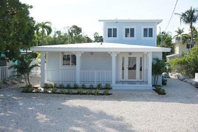 Tavernier Single Family Home For Sale: 119 Azalea Street
