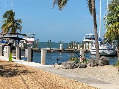 Marathon Boat Slip For Sale: 1466 Overseas Highway #11