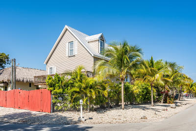 Key Largo Single Family Home For Sale: 300 Boyd Drive