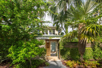 Key West Single Family Home For Sale: 1401 Tropical Street