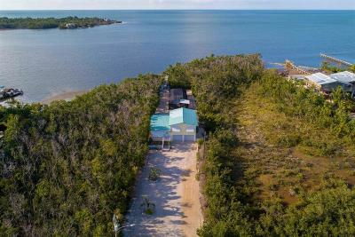 Marathon Single Family Home For Sale: 58773 Overseas Highway