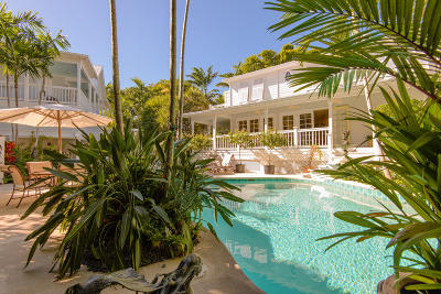 Key West Single Family Home For Sale: 326 Caroline Street