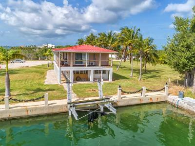 Single Family Home For Sale: Lot 1 Overseas Highway