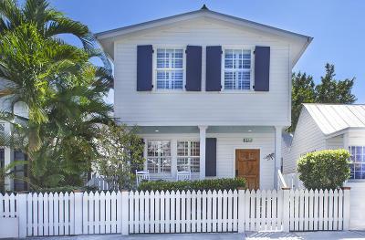 Single Family Home For Sale: 808 Olivia Street