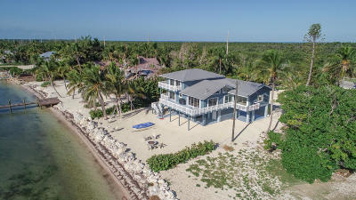 Islamorada Single Family Home For Sale: 77255 Overseas Highway