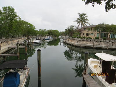 Key Largo Condo/Townhouse For Sale: 96000 Overseas Highway #W-21