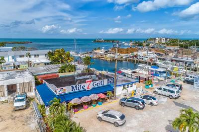 Marathon Commercial For Sale: 1240 Overseas Highway