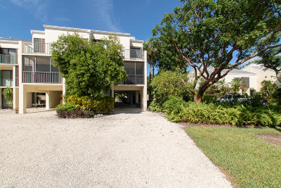 Key Largo Condo/Townhouse For Sale: 94220 Overseas Highway #6D