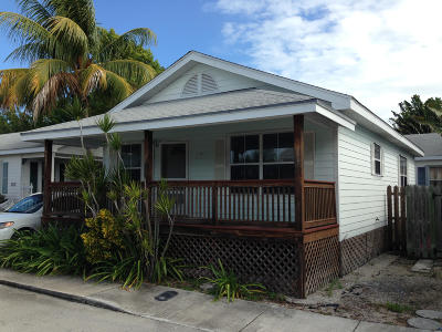 Key West Single Family Home For Sale: 3351 Donald Avenue