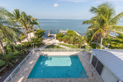 Islamorada Single Family Home For Sale: 214 Plantation Boulevard