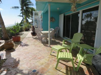 Key Largo Condo/Townhouse For Sale: 1530 Ocean Bay Drive #B3