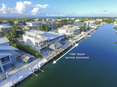 Islamorada FL Single Family Home For Sale: $2,325,000